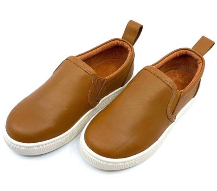 Mitchell Slip-On Caramel Shoes