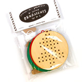 Stitch-it-Yourself Cross Stitch Ornament Kit