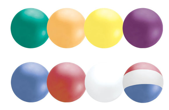 Balloon Color Examples