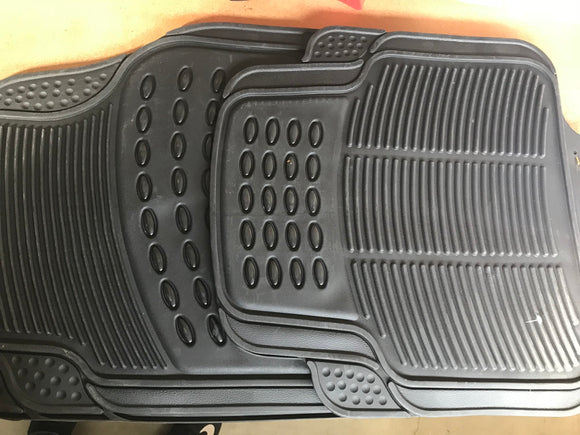 Light Duty Rubber Floor Mats (#7050)