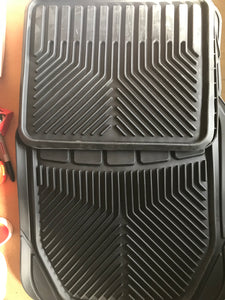 Heavy Duty Rubber Floor Mats (#7077)