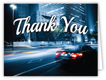 Thank You Cards (City)