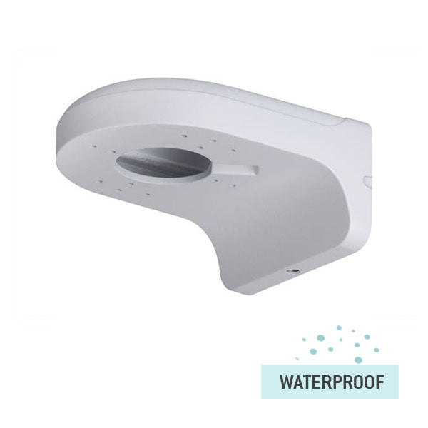 Dahua PFB204W Water Proof L-Type Wall Mount Bracket