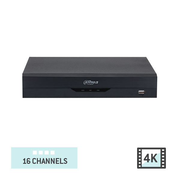 Dahua 16CH 4K Penta-brid (DVR) Digital Video Recorder