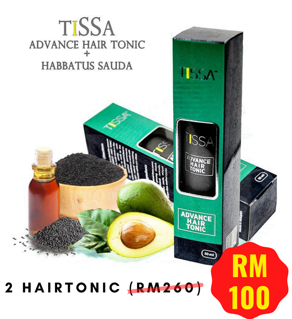 Tissa Advance Hair Tonics ( 2unit)