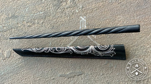 The Black Wand