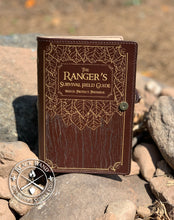 "Load image into Gallery viewer, ""Ranger's Field Guide"" Medium Notebook"