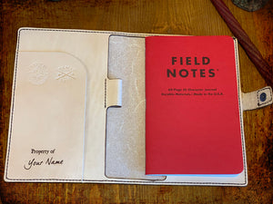 Cartographer's Medium Notebook Cover