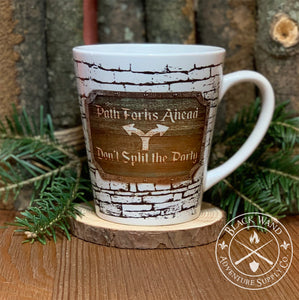 """Don't Split the Party"" mug"