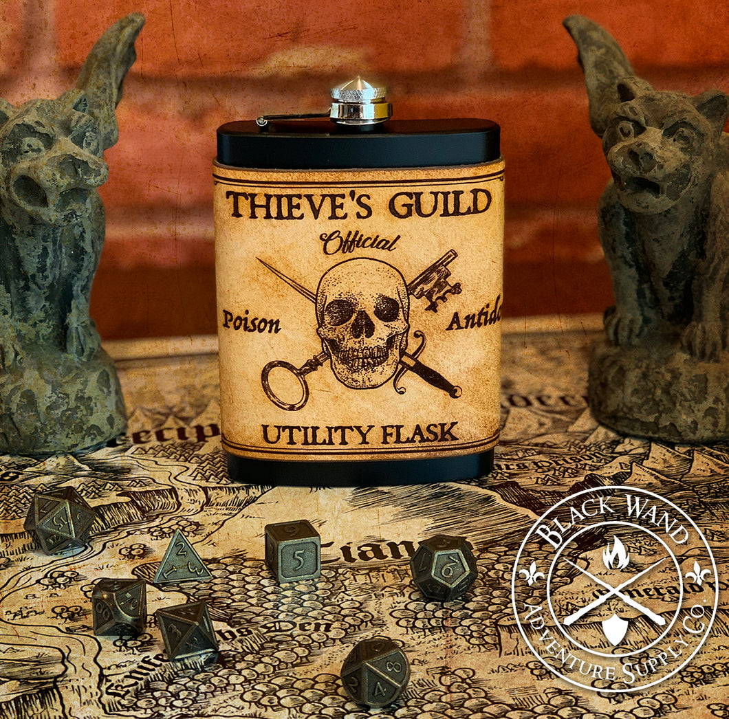 Thieve's Guild Flask