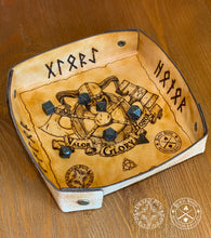 Load image into Gallery viewer, Viking Dice Tray