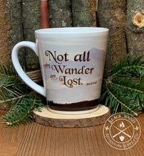 "Load image into Gallery viewer, ""Wandering Wizard"" mug"