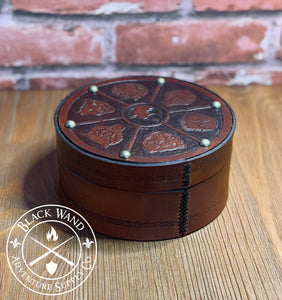 Leather Witcher Box