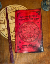 Load image into Gallery viewer, Wizard's Spellbook Journal