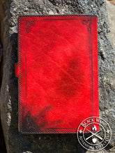 "Load image into Gallery viewer, ""Wizard's Spellbook"" Medium Notebook Cover"