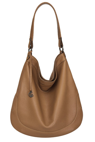 Hobo bag |100% Italian leather | Handcrafted | Greece |