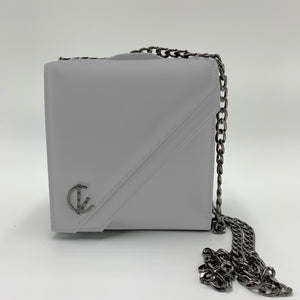 BOX BAG OFF WHITE