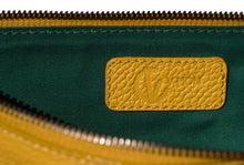 Load image into Gallery viewer, Clutch Bag | Yellow | Handbags | Handmade | 100% Italian Leather | Made in Greece