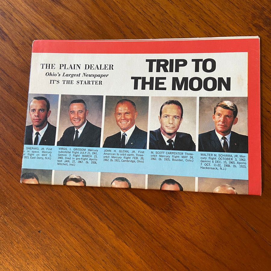 The Trip to the Moon Poster