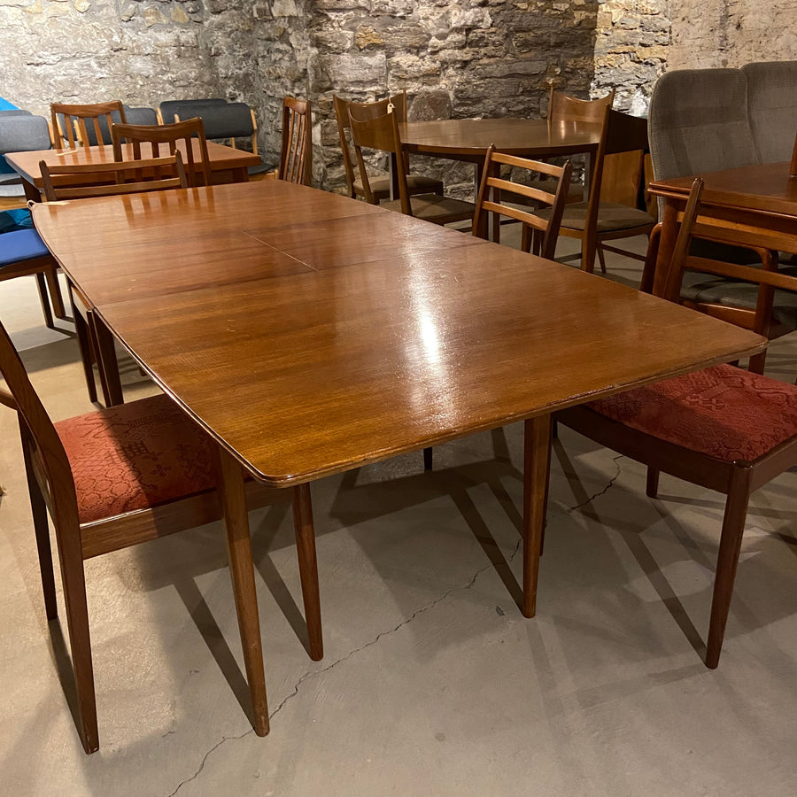McIntosh Butterfly Leaf Dining Table