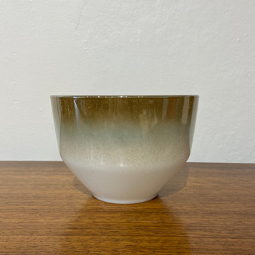 Federal Glass Mesa Moss Small Serving Bowl