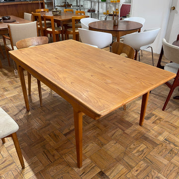 Johannes Andersen Draw Leaf Dining Table