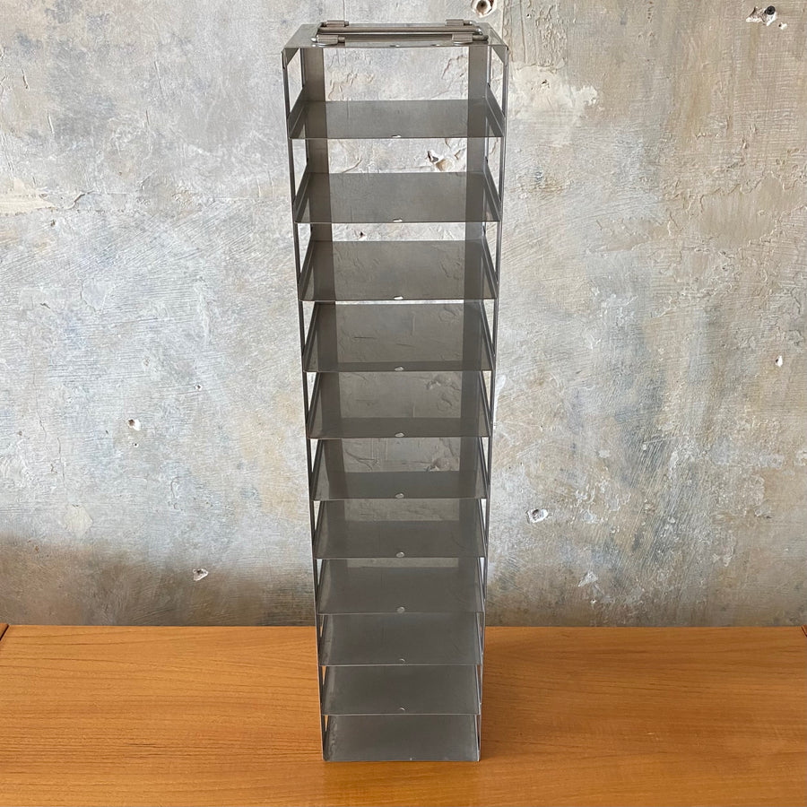 Stainless Autoclave Rack CD Holder