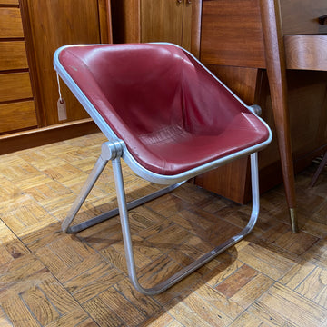 Red Plona Folding Chair