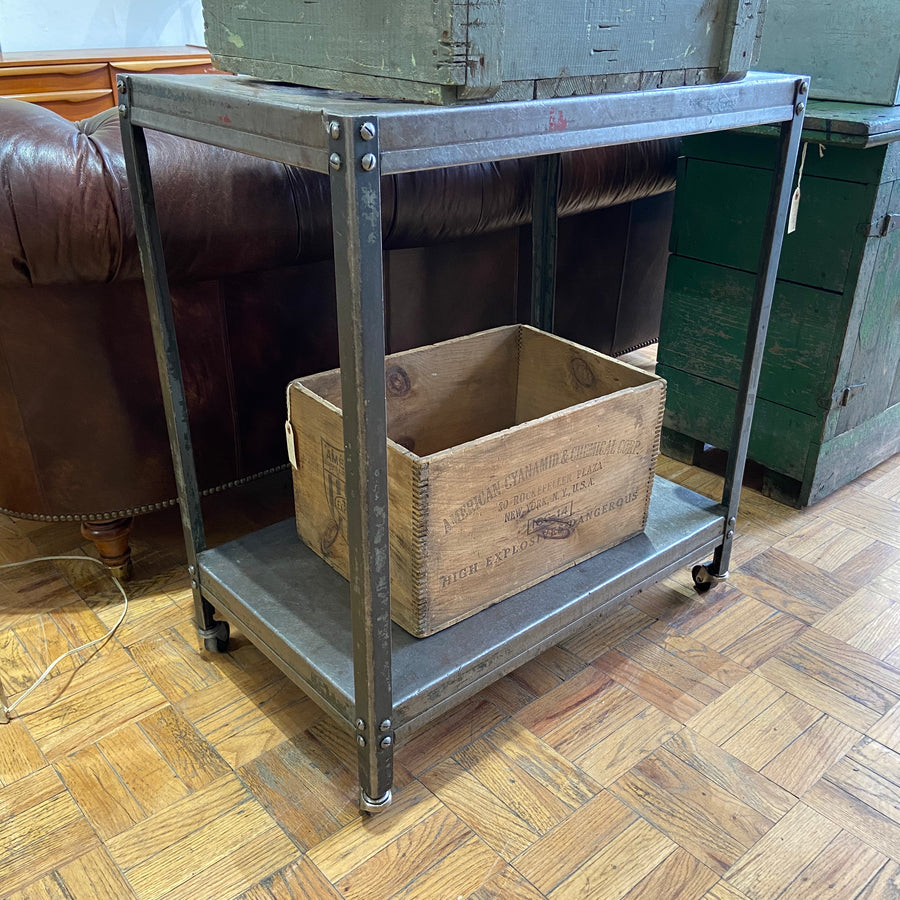 Industrial Steel Cart