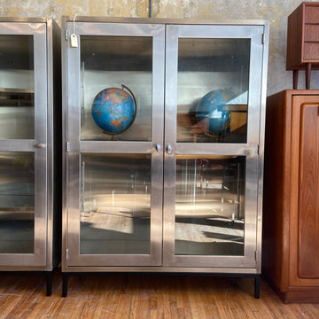 Larger Stainless Steel Laboratory Cabinet