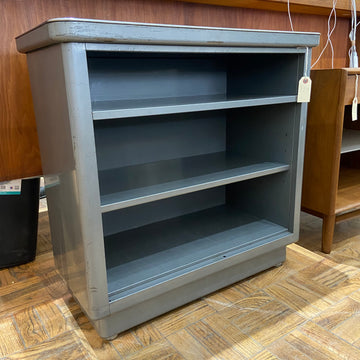 Grey Industrial Shelving Unit