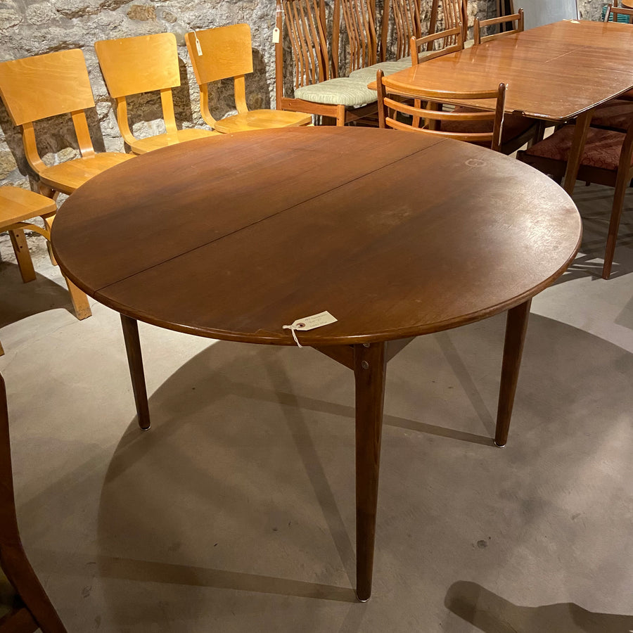 Dux Walnut Dining Table