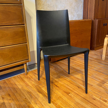 Black Bellini Chair by Heller