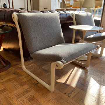 Pair of Knoll Sling Chairs
