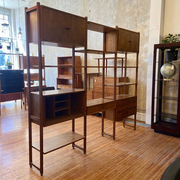 Drexel Freestanding Wall Unit