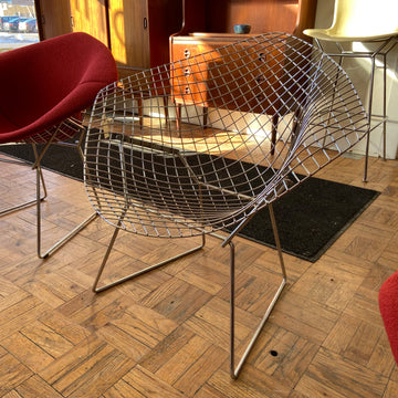 Steel Bertoia Diamond Chair
