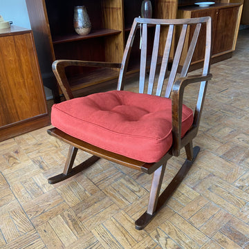 MCM German Rocking Chair