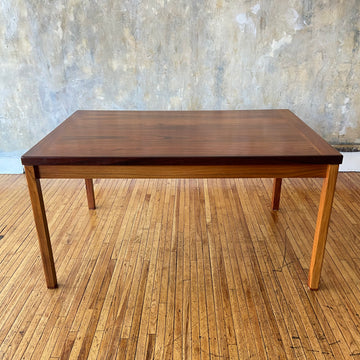 Rosewood Draw Leaf Dining Table