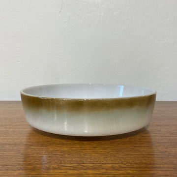 Federal Glass Mesa Moss Round Baking Dish