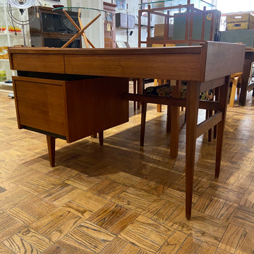 Mid Century Walnut Desk