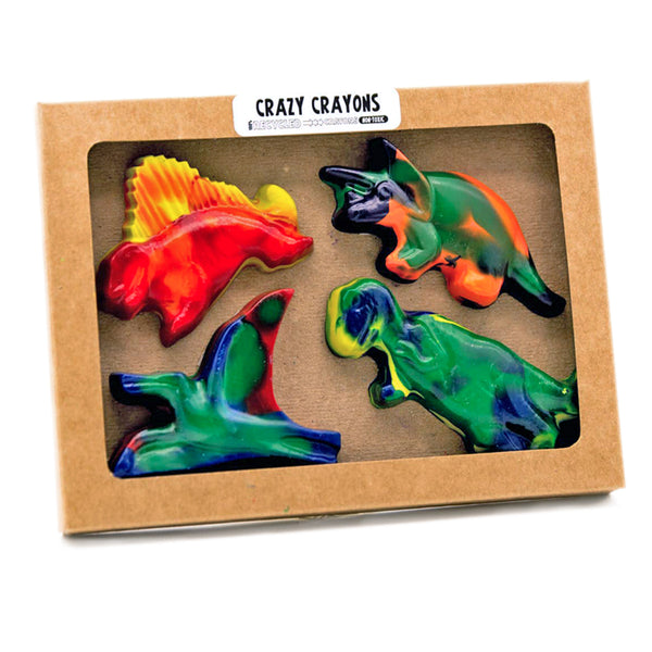 Dinosaur Crayon Set - Good Spark