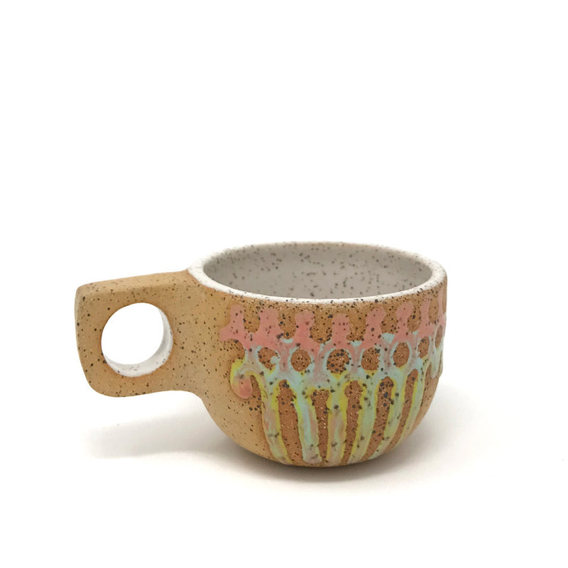 Ceramic Cappuccino Mug - Good Spark