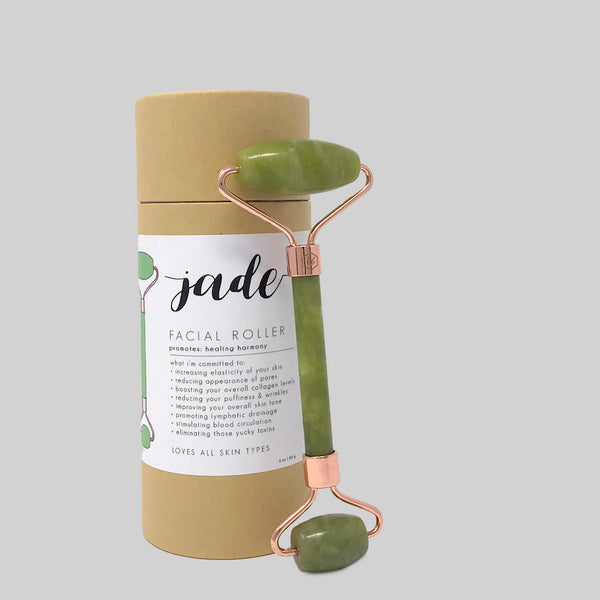 Jade Facial Roller - Good Spark