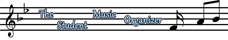 The Student Music Organizer
