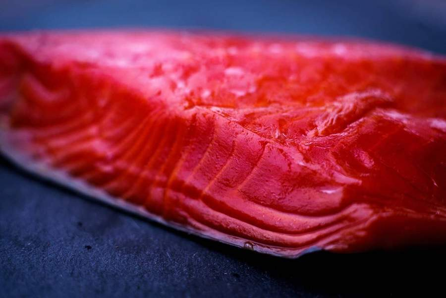 Catch Sitka Seafoods Smoked King Salmon