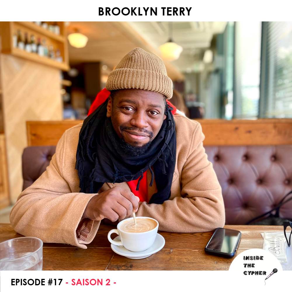 Episode #17 : Pionneering from New York to Japan with Brooklyn Terry.