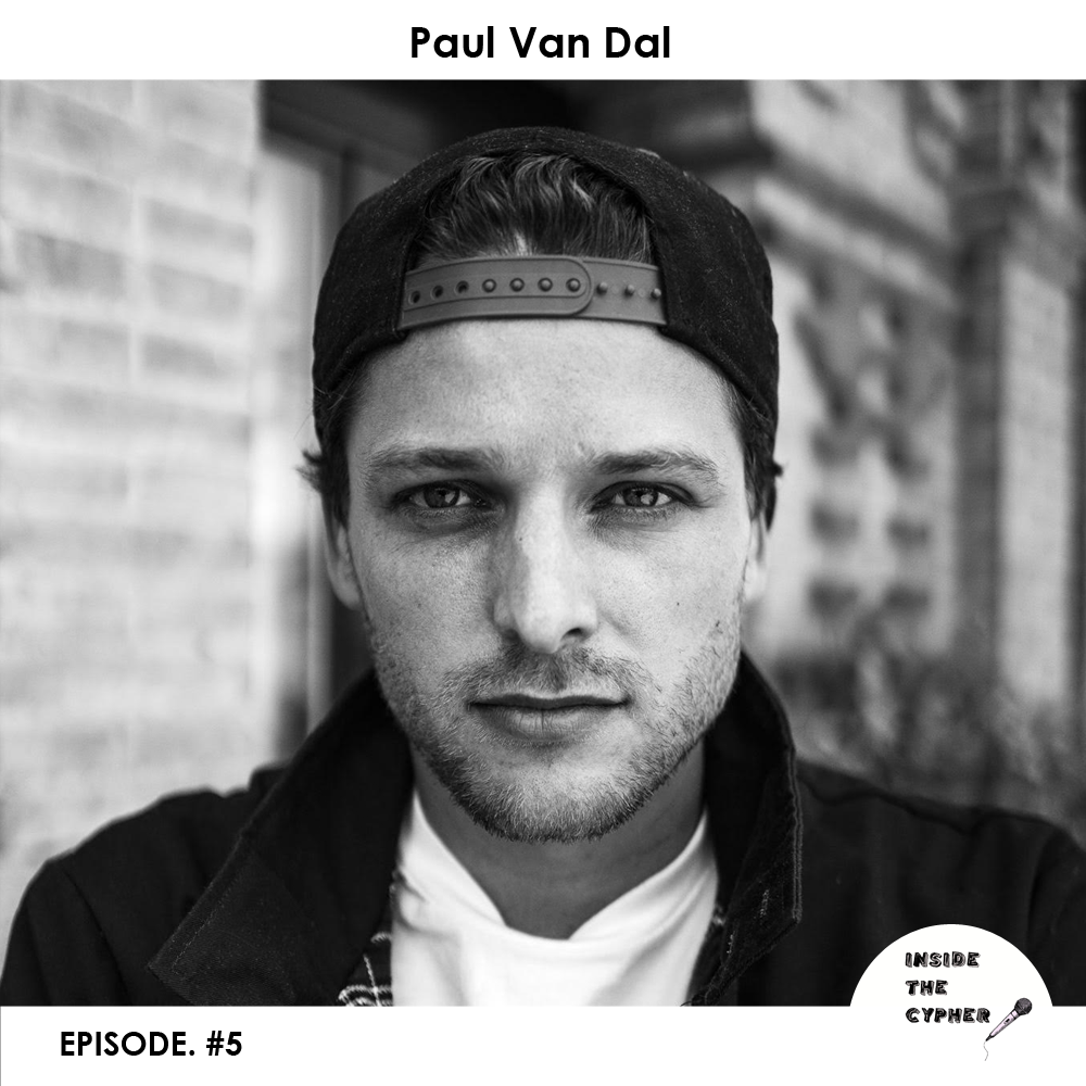 Episode #5 Social Media in the Breaking scene with Paul Van Dal.