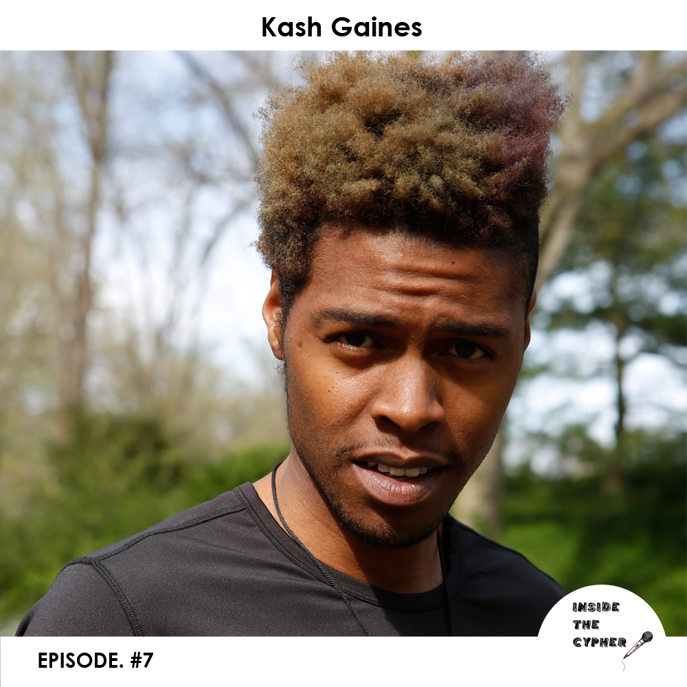 Episode #7 - Black Lives Matter & Hip Hop Culture in US with Kash Gaines.