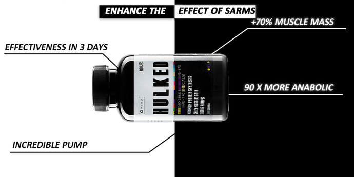 How To Enhance The Effect Of SARMs? Triple Your Results!