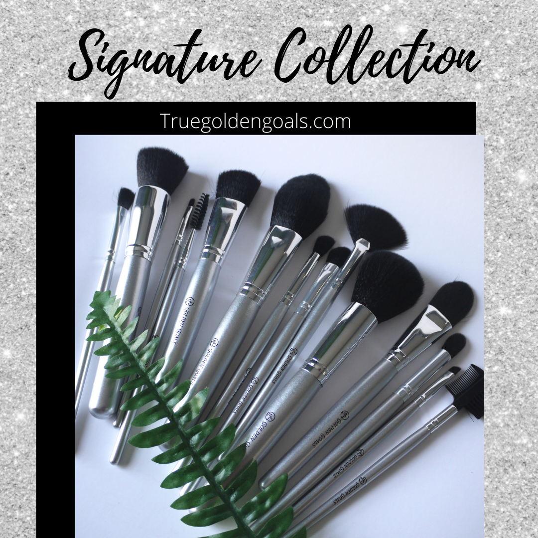 Signature Makeup Brush Set